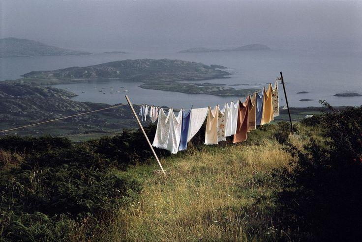 Ireland, West Coast, County Kerry, 1988 by Harry Gruyaert