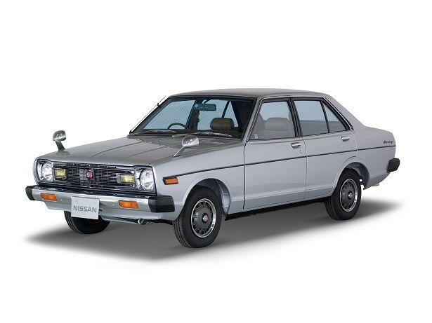 Nissan Sunny (1977 – 1979).