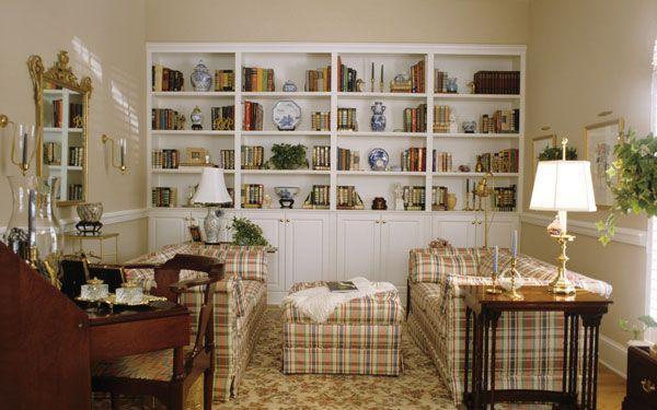 Organizing Small Homes . . . . it's all about built ins and multi-use
