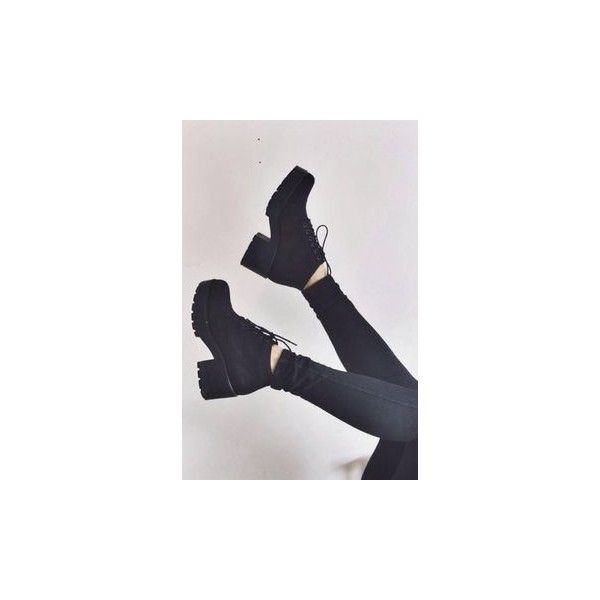 Perfect Buckle Boots. Fall/Winter 2016. via Polyvore featuring shoes, boots, ankle booties, buckle boots and unif