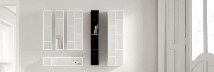 Cooper shelves, design by Josep Turell for Arlex