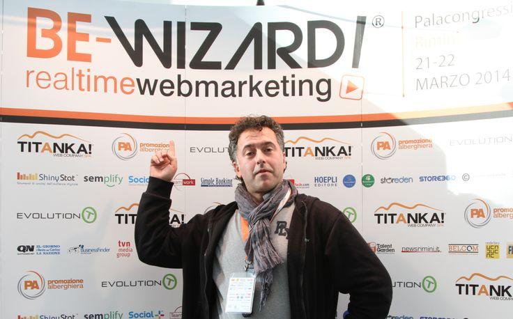 @Carlo Cavassori @be_wz 21 22 marzo 2014 #bewizard real time #marketing