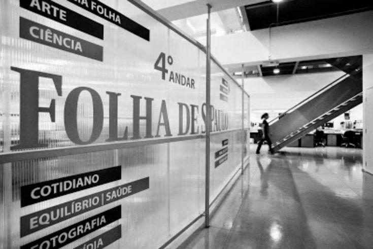 Diferentes veículos de comunicação têm vagas abertas para emprego e estágio em jornalismo: a Folha de S.Paulo, a TV Cultura, o Grupo RBS e o Meio&Mensagem.