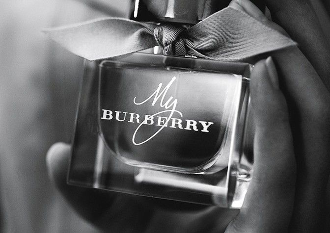Burberry Translates Its Iconic Trenchcoat into a Fragrance