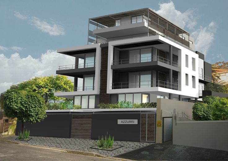 The Contemporary design of Azzurri will be a delight for its owners and there neighbours.