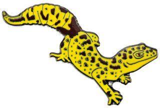Ansteckpin Leopardgecko