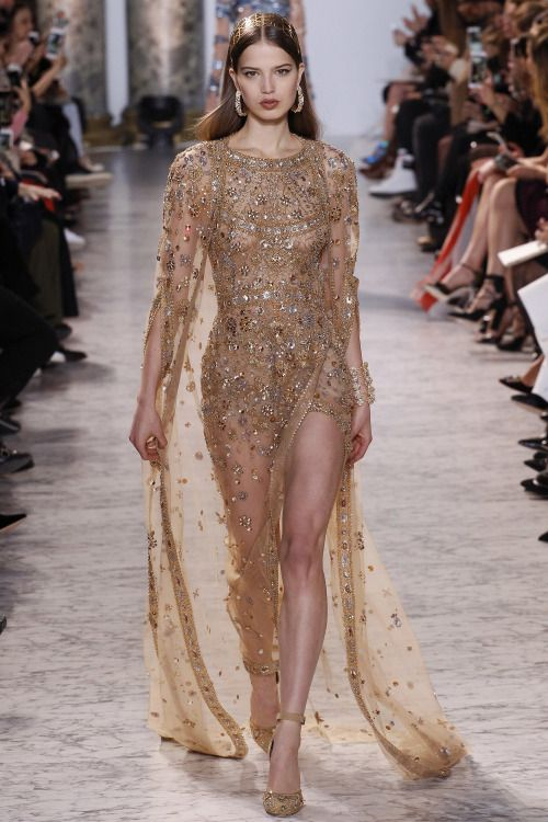 House Martell - Elie Saab Haute Couture Spring 2017