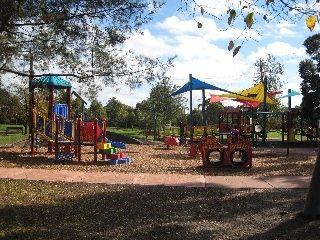 Allnutt Park, Wheatley Road, McKinnon
