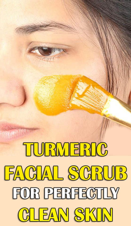 TURMERIC FACIAL SCRUB FOR PERFECTLY CLEAN SKIN Organic World