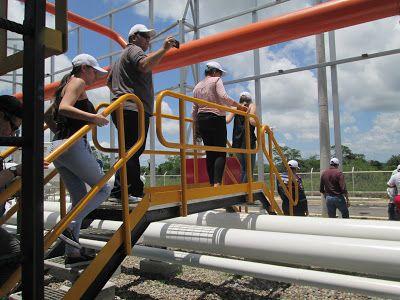 Estación compresora 'Malena' garantiza gas natural para un millón de usuarios en Antioquia