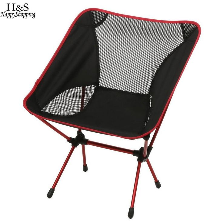 New Ancheer Camp Chair Ultimate Ground Lightweight And Durable Construction Outdoors Garden With Carry Bag