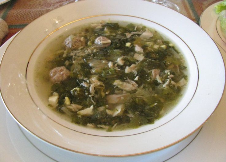 Check Out Minestra Maritata Italian Wedding Soup Its So Easy To Make