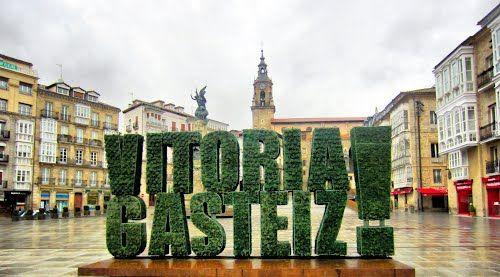 Vitoria Gasteiz - European Green Capital 2012  Learn Spanish in Spain! Intensive Spanish Courses onin Zador Spanish School www.zadorspain.com