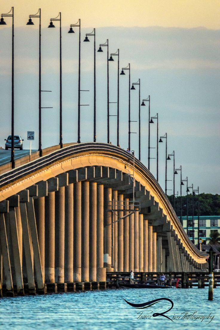 Gilchrist Bridge Punta Gorda Florida by @peaceriverphoto #miami #florida #miamibeach #sobe #southbeach #brickell #LoveFL