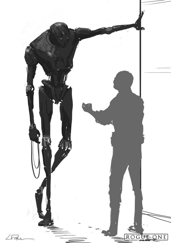 Star Wars Security Droid With Images Star Wars Concept Art
