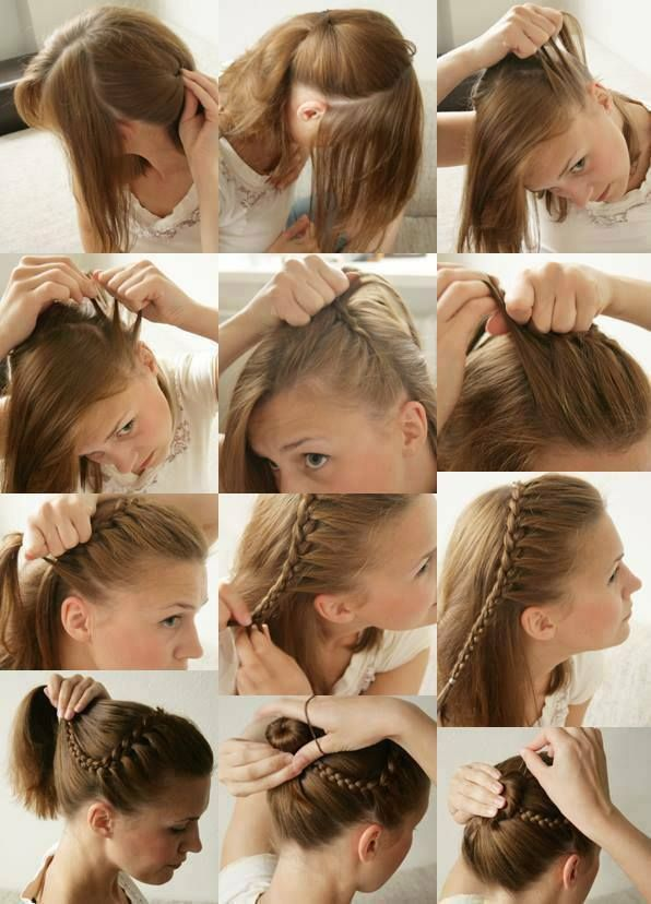 best ideas de peinados images on pinterest hairstyles make up and braids