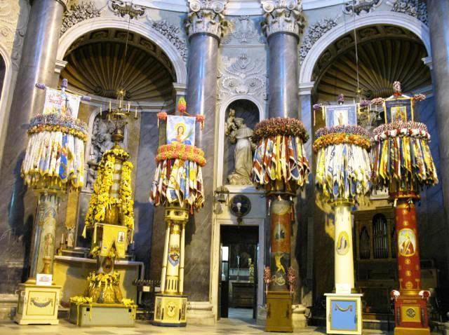 Bildergebnis für candelieri sassari