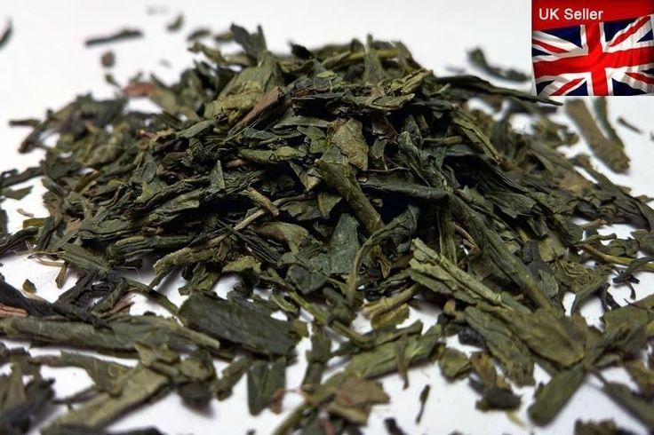 2g China Green Sencha Premium Loose Leaf Tea