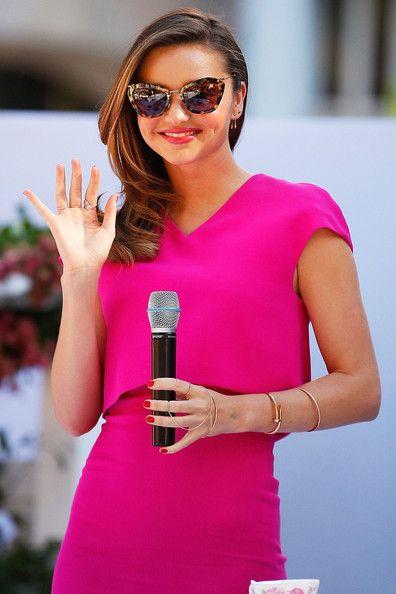 Miranda Kerr - Miranda Kerr Public Appearance At Royal Albert Pop-Up Store Sydney