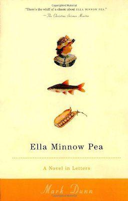 Ella Minnow Pea by Mark Dunn cover (erinreads.com) (2014)