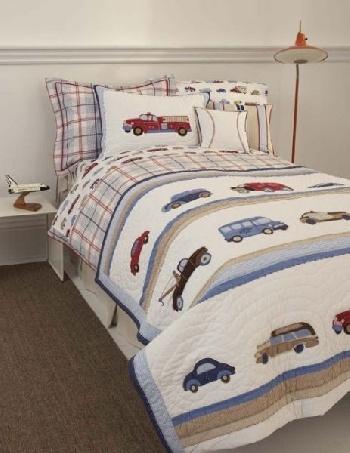 car bedding