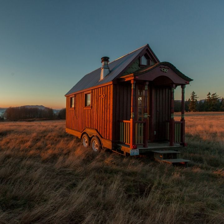 45 Best Images About Extreme Tiny Houses On Pinterest