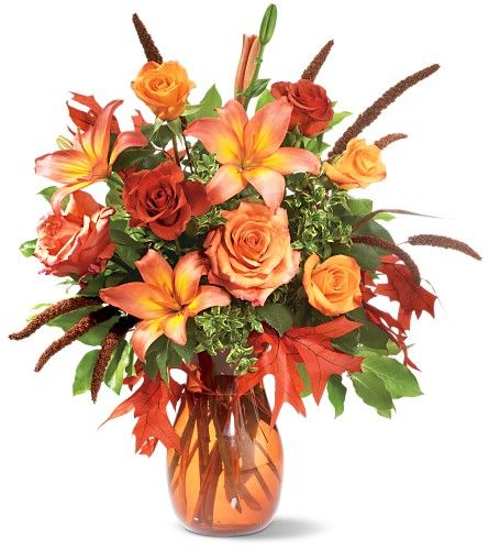 Centerpiece Fall Garden Of Grandeur : Best images about thanksgiving floral arrangments on