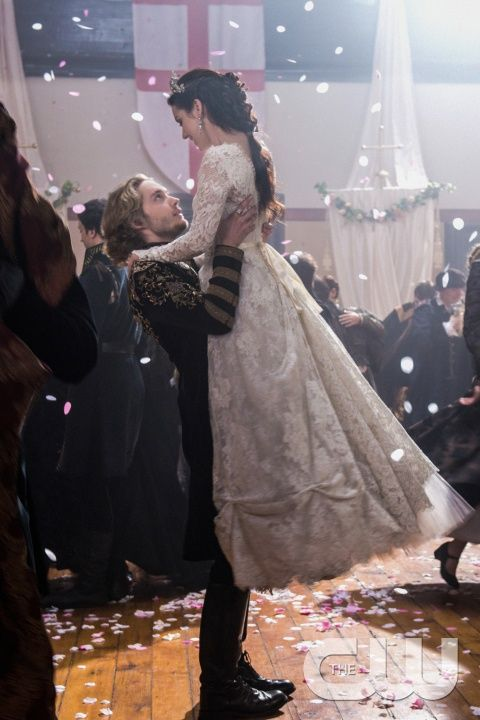 """Reign -- """"Consummation"""" -- Image Number: RE113a_161.jpg -- Pictured (L-R): Toby Regbo as Prince Francis and Adelaide Kane as Mary, Queen of Scots -- Photo: Christos Kalohoridis/The CW -- © 2014 The CW Network, LLC. All rights reserved."""