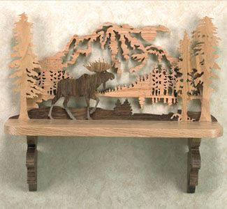 121 Best Images About Scroll Saw Shelf On Pinterest