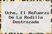 http://tecnoautos.com/wp-content/uploads/imagenes/tendencias/thumbs/uche-el-refuerzo-de-la-rodilla-destrozada.jpg Uche. Uche, el refuerzo de la rodilla destrozada, Enlaces, Imágenes, Videos y Tweets - http://tecnoautos.com/actualidad/uche-uche-el-refuerzo-de-la-rodilla-destrozada/