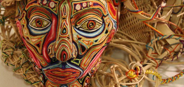 El sábado 14 de noviembre se inaugura TINTO, exposición de arte ecléctica, en Linneo Pub botánico en Michoacán 121,colonia Condesa.