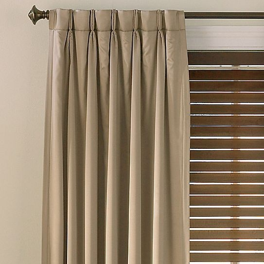 Cindy Crawford Style Prelude Pinch Pleat Drapes Jcpenney In Pearl 45 Bedroom Ideas