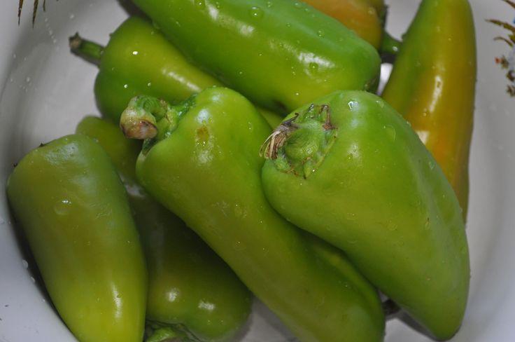 pepper...