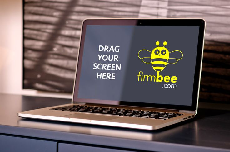 MacBook Air free PSD. #free #psd #apple #mockup #macbook #