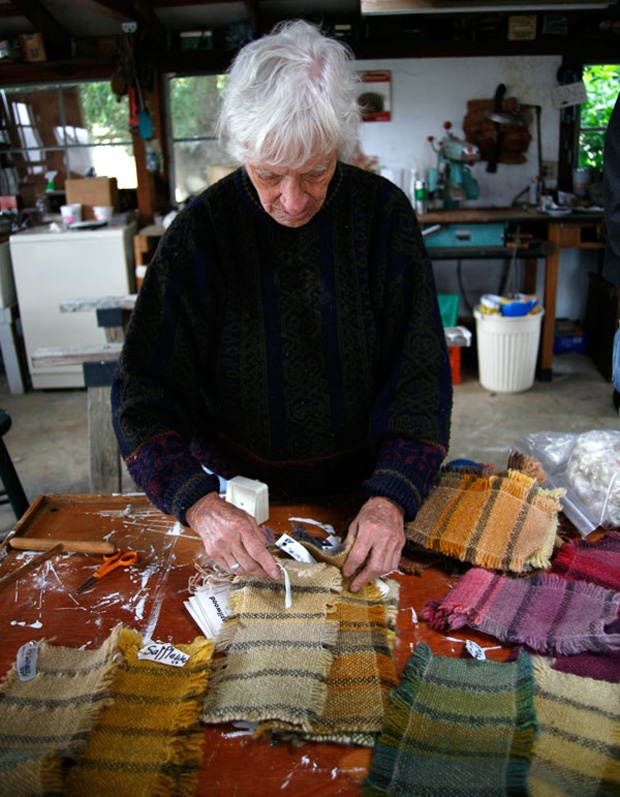 101: Natural Dyeing Everyday plants offer big color. By Judith Lange
