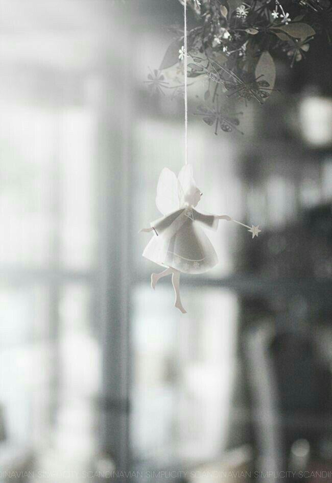 Winter fairy. #Yule #Winter_Solstice #Imbolc