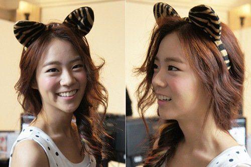 KARAハン・スンヨン、猫耳オフショットが話題   韓流ファッション - 韓流STARS