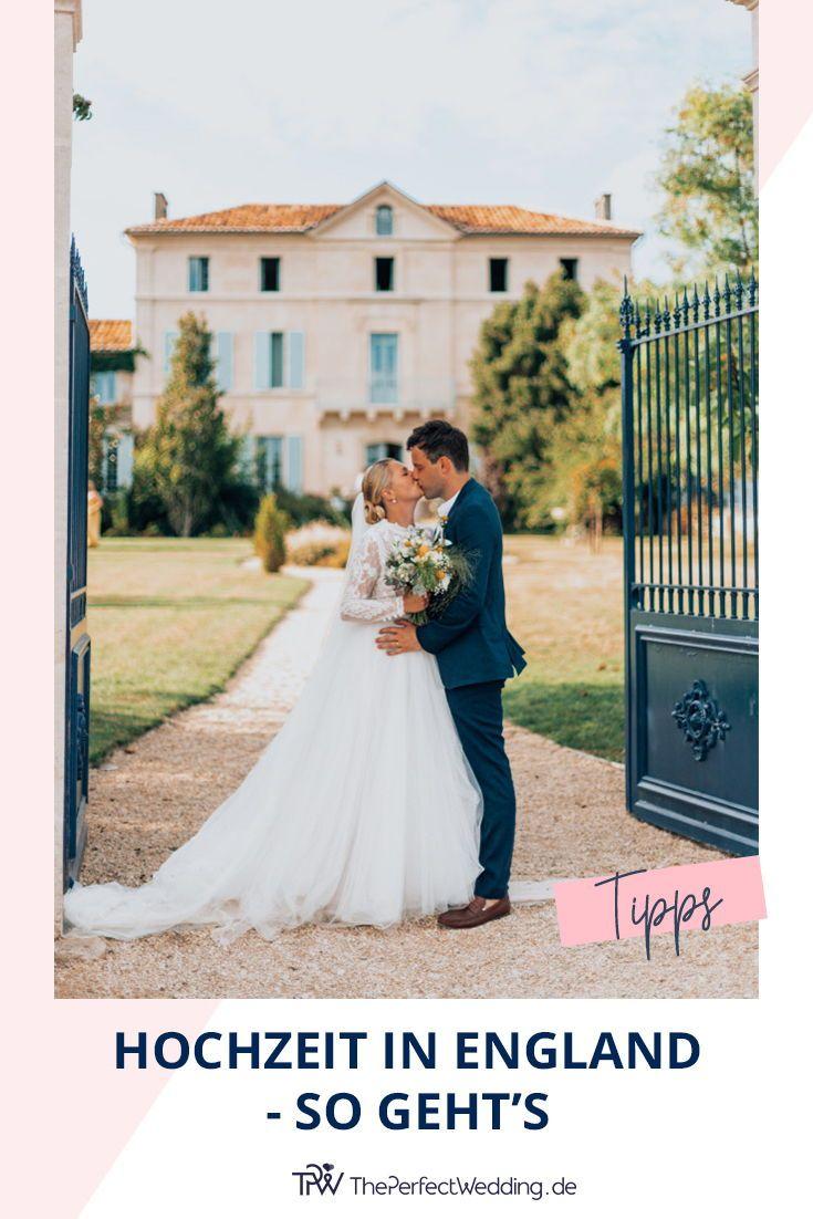 Hochzeit In England Bruiloft Bruidsparen Huwelijk