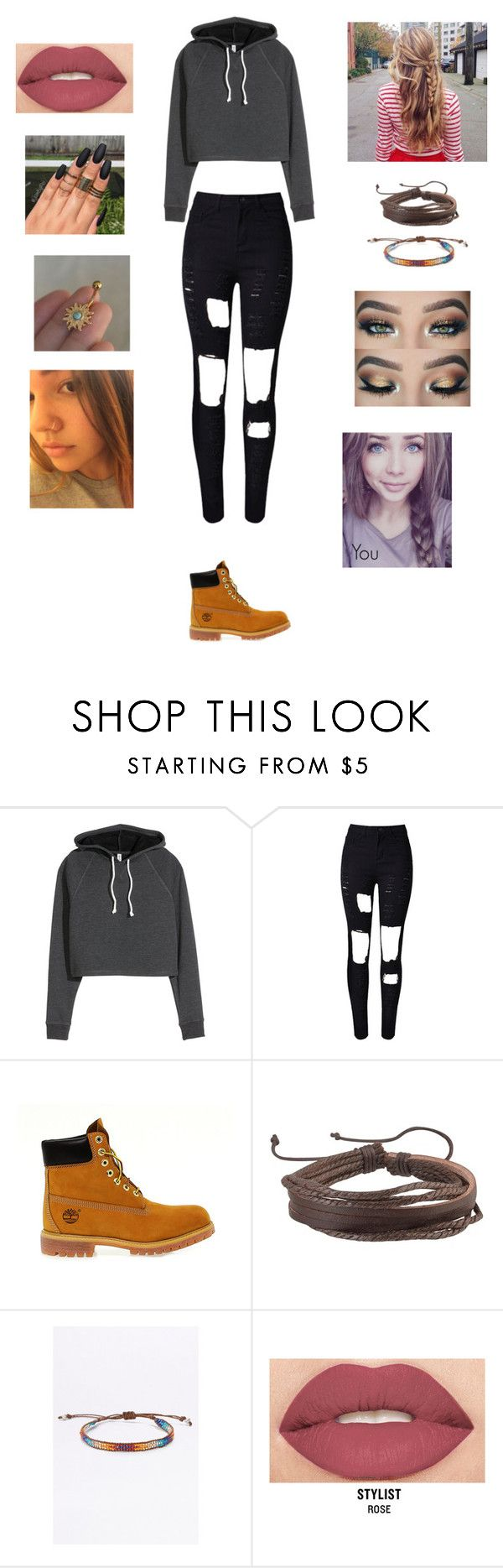 """""""Starring on Ridiculousness // Rob Dyrdek Chanel West Coast Steelo """"Sterling"""" Brim"""" by angelicxoutsider ❤ liked on Polyvore featuring WithChic, Timberland, Zodaca and Smashbox"""