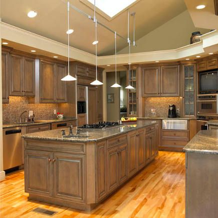 Best 17 Best Images About Kitchens On Pinterest Gray Cabinets 640 x 480
