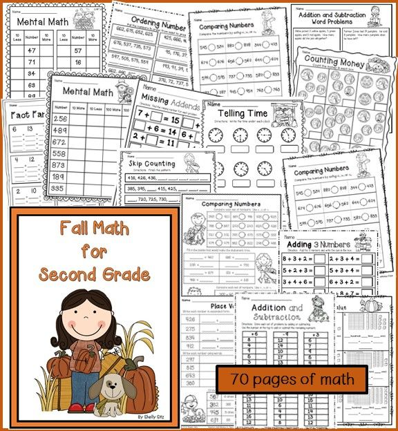 199 best Math for Second Grade images on Pinterest | Grade 2, Second ...