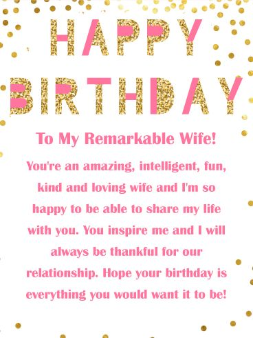62 best BIRTHDAY MOTHER/WIFE images on Pinterest | Birthday wishes ...