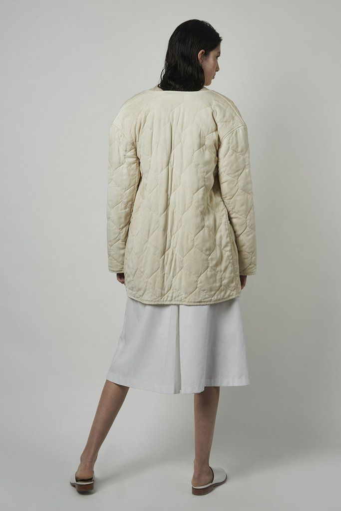 J'S (GARMENTS) | quilted jacket www.shopjs.online