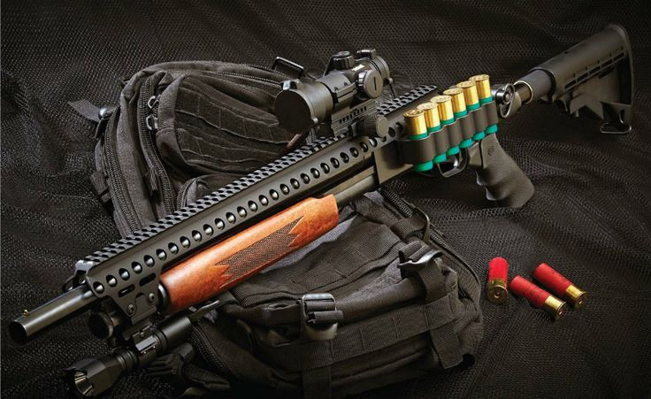 """Homeowner's INSURANCE: The Mossberg 500 and Mesa Tactical Combine for a Solid """"Policy"""""""