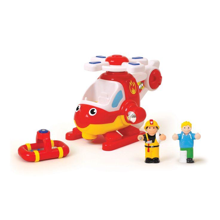 Hélicoptère de pompiers