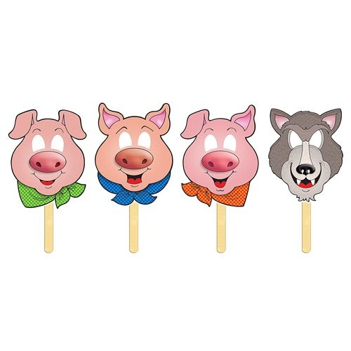 17 Best images about Fairytales - The Three Little Pigs on ...