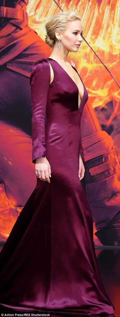 Hunger Games: Mockingjay - Part 2 premiere in Berlin