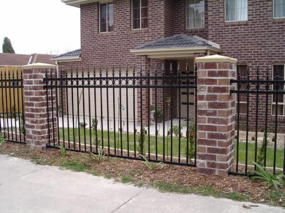 fence designs by ark fencing - Home Fences Designs