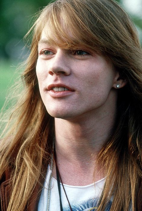 Photo of Axl Rose for fans of Axl Rose.