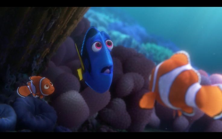 Finding Dory Official Trailer #2